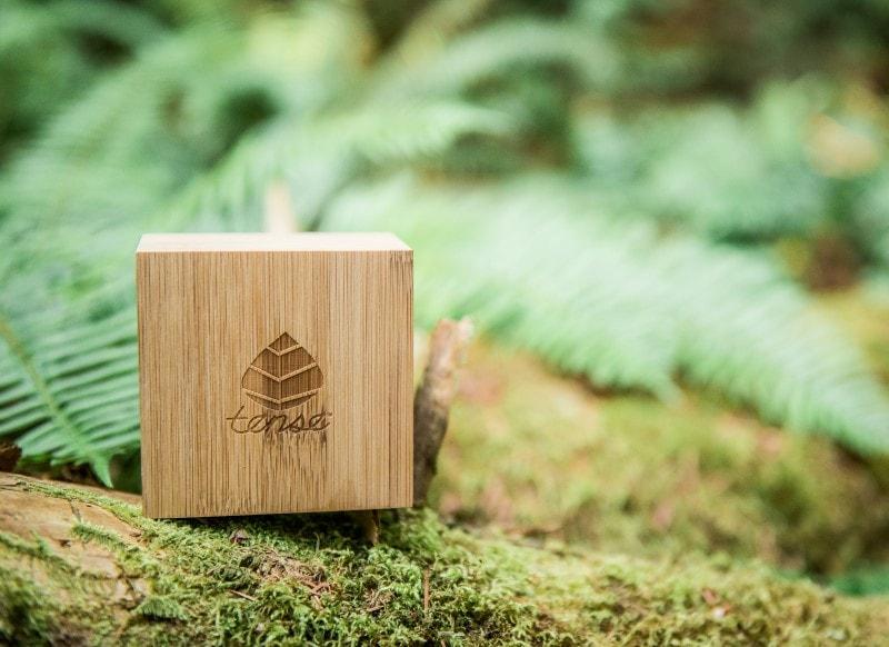 Holzuhr nachhaltig oeko