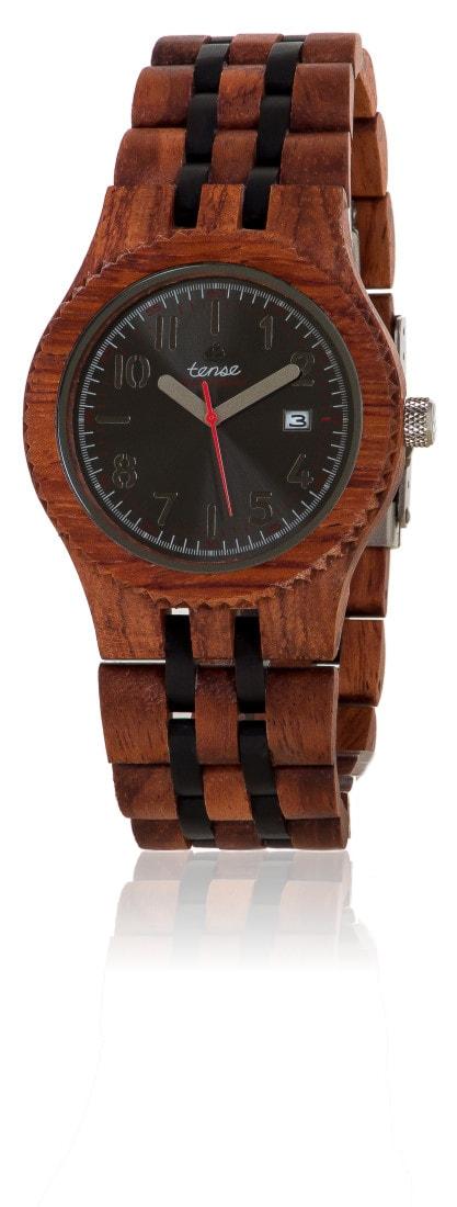 Tense-Holzuhren-Herrenkollektion-Yukon-Armbanduhren-aus-Holz