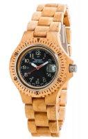 TENSE Wooden Watch // Womens Compass Maple Wood