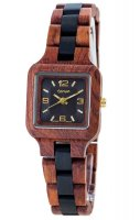 TENSE Wooden Watch // Womens Summit Karriwood Black Oak