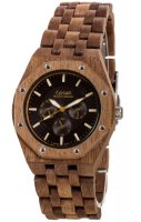 TENSE Wooden Watch // Mens Washington Walnut Wood