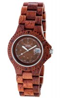 TENSE Wooden Watch // Mens Compass Karriwood