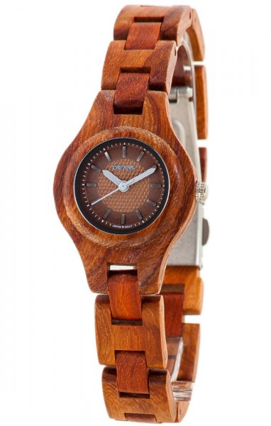TENSE Wooden Watch // Womens Pacific Karriwood