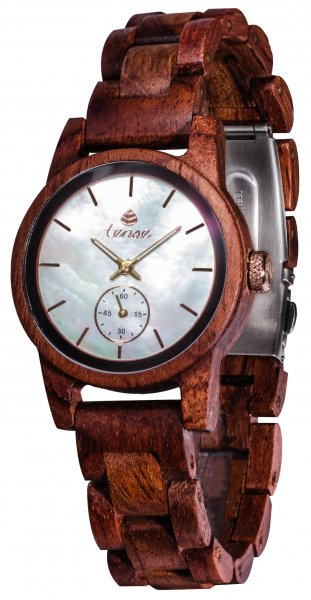 TENSE Wooden Watch // Womens Hampton Karriwood