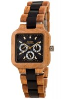TENSE Wooden Watch // Mens Summit Butternut Wood.