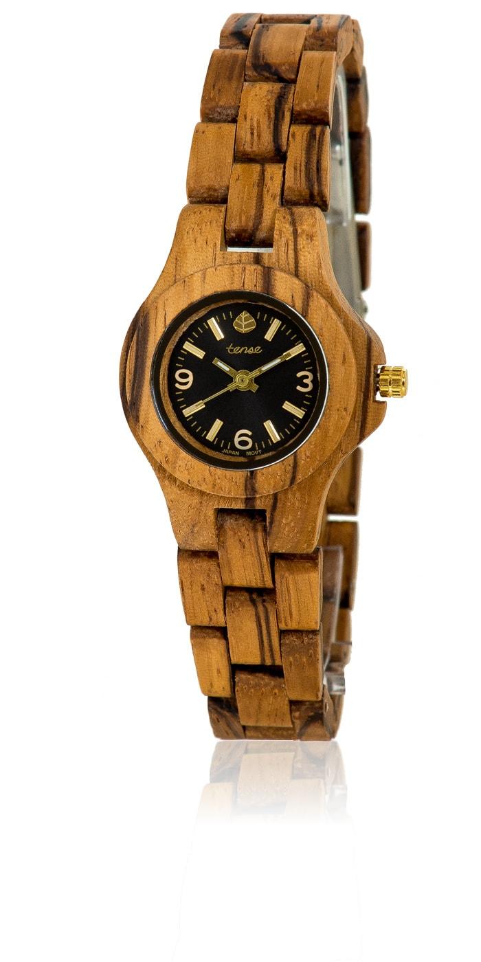 Tense-Holzuhren-Damenkollektion-Northwest-Armbanduhren-aus-Holz595a4e34de569