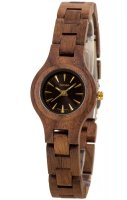 TENSE Wooden Watch // Womens Pacific Walnut Wood