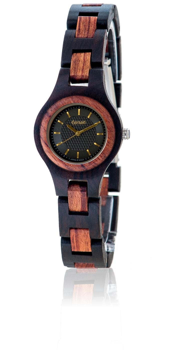 Tense-Holzuhren-Damenkollektion-Pacific-Armbanduhren-aus-Holz