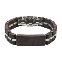 TENSE // Holz Armband Leadwood