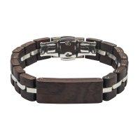 TENSE // Holz Armband Leadwood