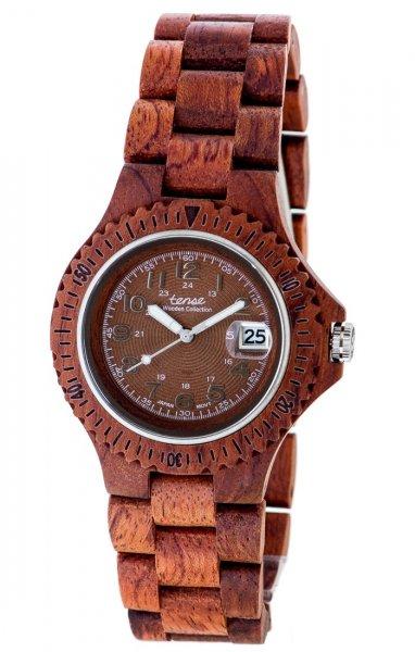 TENSE Wooden Watch // Mens Compass Karriwood