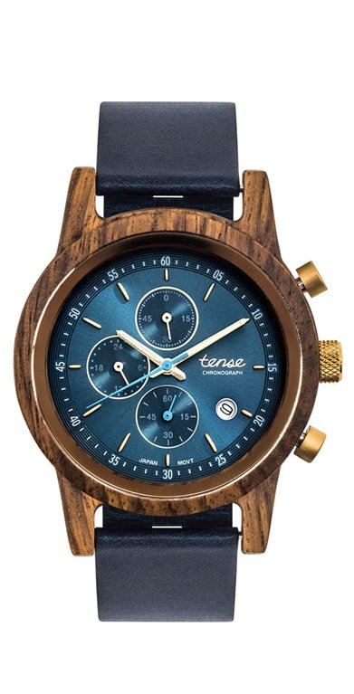 Cambridge Chrono Leather