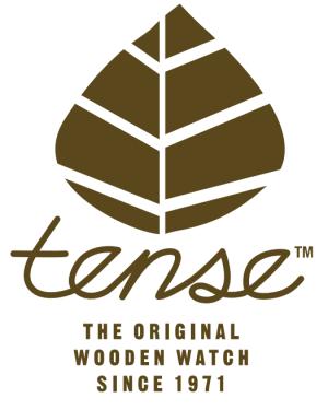 TENSE // Die Holzuhr