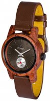 TENSE Wooden Watch // Womens Leather Hampton Karriwood